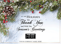 Fresh and Fragrant Holiday Cards